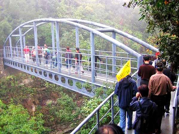 河北石家庄钢架桥